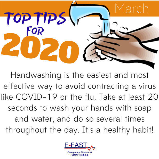 Top Tip March